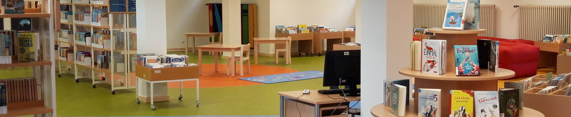 Kinderbibliothek in Lebenstedt